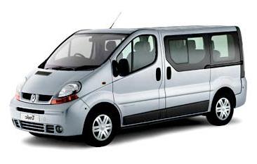 6 seater minibus 2
