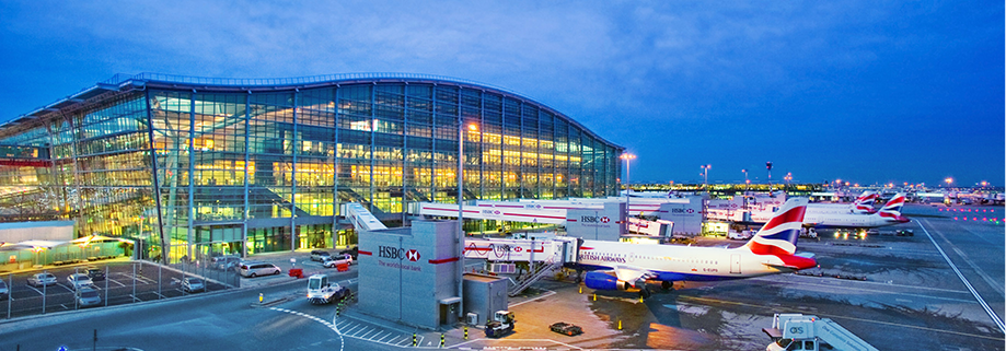 Minibus Hire Heathrow Airport