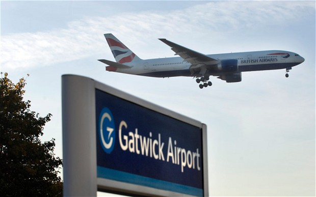 Minibus Hire Gatwick Airport